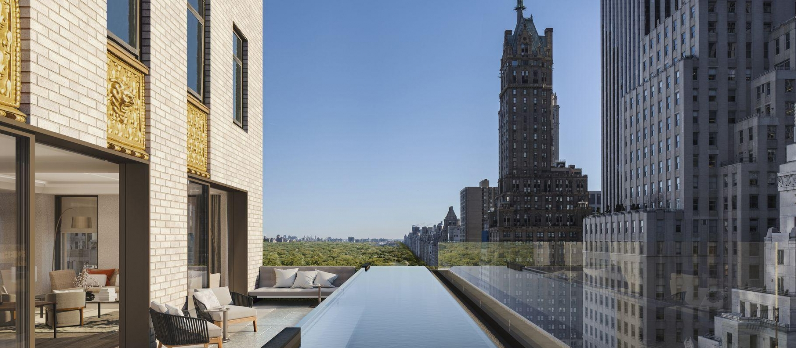 Aman New York Residence And Pool 0